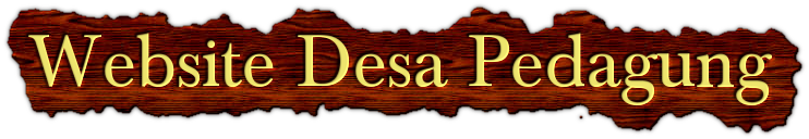 Website Desa Pedagung